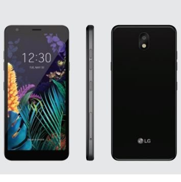 Unlocked LG K30 2019 User Manual / Guide