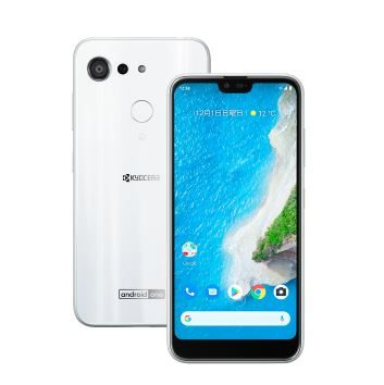 Kyocera Android One S6 User Guide / Manual